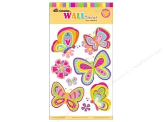 Best Creation Wall Decor Sticker 16&quot; 3D Butterfly