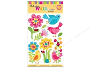 "Best Creation Wall Decor Sticker 16"" 3D Birds"