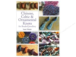 Hot off the Press Beading & Jewelry Books: Search Press Chinese, Celtic & Ornamental Knots Book