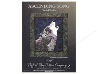 Outdoors Books & Patterns: Bigfork Bay Cotton Co Ascending Song Pattern