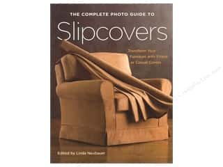 Complete Photo Guide To Slipcovers Book