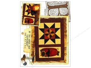 Clearance Jack Dempsey Decorative Hand Towel: By Thy Hands Block Of The Month Septermber Pattern