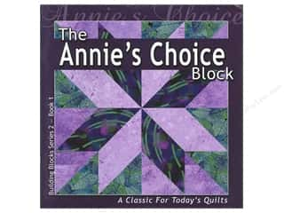All American Crafts Publishings $10 - $12: All American Crafts Series 2-#1 Annie's Choice Book