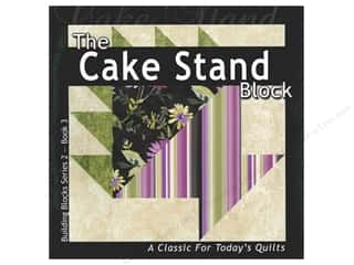 Magnificent Quilt Company: Series 2-#3 Cake Stand Book