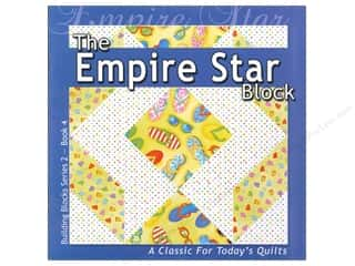 "Guidelines 4 Quilting 24"": All American Crafts Series 2-#4 Empire Star Book"