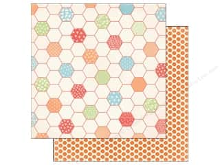 Carta Bella Paper 12x12 Alpha Junction Honeycomb (25 piece)