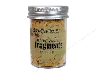 Stampendous Fran-Tage Color Fragments Ochre .60oz