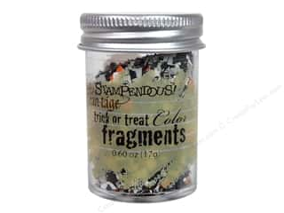 Clearance Fran-tage Color Fragments: Stampendous Fran-Tage Color Fragments Trick/Treat