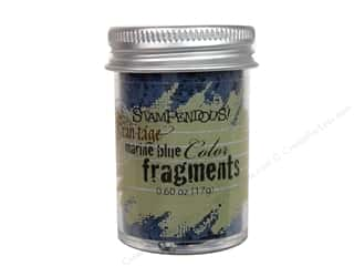 Clearance Fran-tage Color Fragments: Stampendous Fran-Tage Color Fragments Marine .60oz