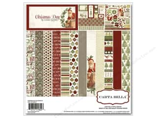 Carta Bella Collection Kit 12x12 Christmas Day