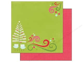 Holiday Sale Printed Cardstock: Carta Bella Paper 12x12 Merry & Bright Holiday (25 piece)