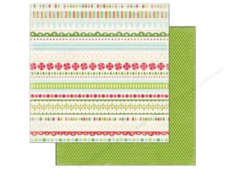 Carta Bella 12 x 12 in. Paper Merry Borders (25 piece)