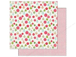 Carta Bella Paper 12x12 Merry & Bright Merry Orn (25 piece)