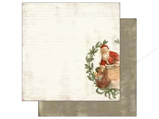 Carta Bella Paper 12x12 Christmas Day Down Chimney (25 piece)