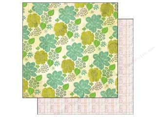 Crate Paper 12 x 12 in. Paper Acorn Ave Almond Grove (25 piece)