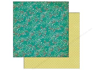 Crate Paper Designer Papers & Cardstock: Crate Paper 12 x 12 in. Paper Acorn Ave Pine Nut Diner (25 pieces)