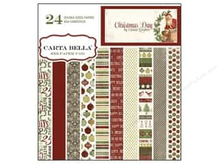 Carta Bella Paper Pad 6x6 Christmas Day