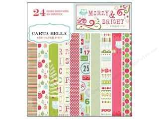 Carta Bella Paper Pad 6x6 Merry &amp; Bright