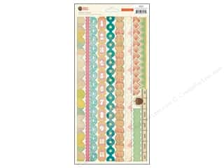 Crate Paper: Crate Paper Stickers Acorn Ave Border