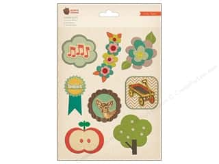 Crate Paper Stickers Acorn Ave Stand Outs Icons