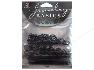 Cousin Findings Starter Pack Black 145pc