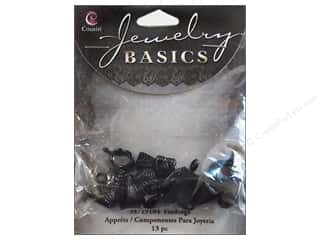 Clearance Blumenthal Favorite Findings: Cousin Findings Mixed Bail Pack Black 13pc