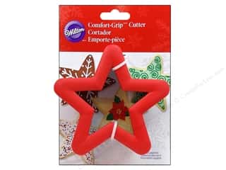 Wilton Cookie Cutter Comfort Grip Star