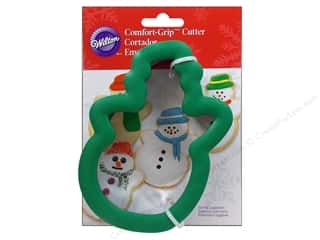 Wilton Cookie Cutter Comfort Grip Snowman