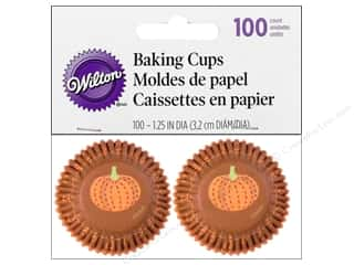 Wilton Baking Cup Mini Mystic Autumn 100pc