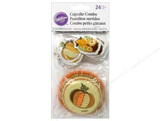 Wilton Baking Cup Combo Pack Mystic Autumn 48pc