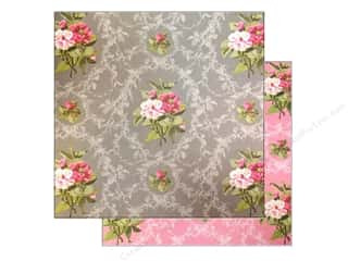 Anna Griffin Paper 12x12 Camilla Floral (25 piece)