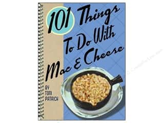 Favorite Things Clearance Patterns: Gibbs-Smith 101 Things To Do With Mac & Cheese Book