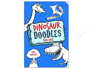 Dinosaur Doodles For Kids Book