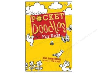 Gibbs Smith Publishing Activity Books / Puzzle Books: Gibbs-Smith Pocketdoodles For Kids Book