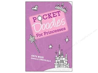 Gibbs Smith Publishing Activity Books / Puzzle Books: Gibbs-Smith Pocketdoodles For Princesses Book