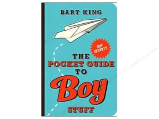Gifts Clearance Crafts: Gibbs-Smith The Pocket Guide to Boy Stuff Book