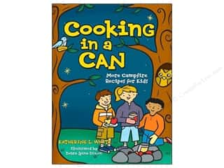 Kids Crafts Cooking/Kitchen: Gibbs-Smith Cooking in A Can Book