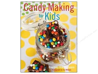 Kids Crafts Cooking/Kitchen: Gibbs-Smith Candy Making For Kids Book