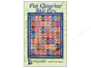 Patterns Clearance: Fat Quarter Stir Fry Pattern
