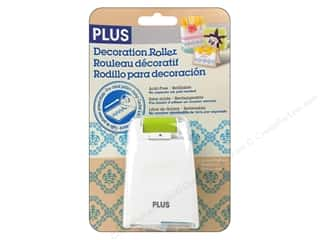 Plus Decoration Roller Blue Lace