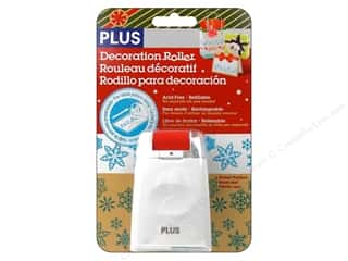 Plus Decoration Roller Snowflakes