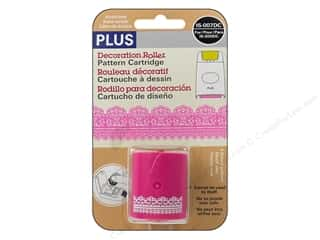 Plus inches: Plus Decoration Roller Refill Pink Lace