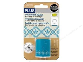 Plus inches: Plus Decoration Roller Refill Blue Lace