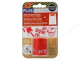 Plus inches: Plus Decoration Roller Refill Holiday Treats