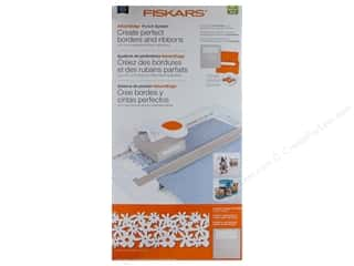 Fiskars Punch AdvantEdge Border System/Flowr Gdn
