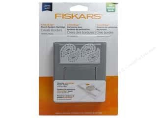 Weekly Specials Fiskars AdvantEdge Border Punches: Fiskars Punch AdvantEdge Border Perfect Paisley