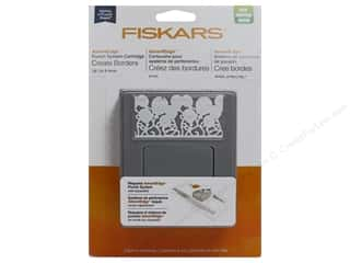 Weekly Specials Fiskars AdvantEdge Border Punches: Fiskars Punch AdvantEdge Border Up Up & Away