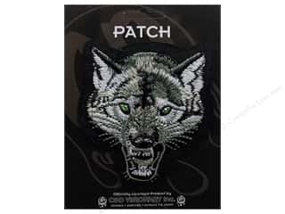 C&D Visionary Patch Animals Wolf