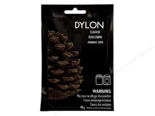 Dylon Machine Fabric Dye 100gr Dark Brown