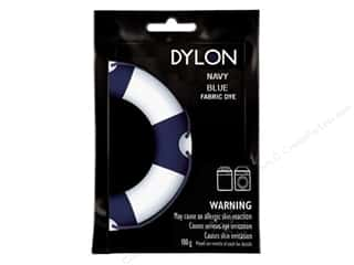 Clearance Dylon Machine Fabric Dye: Dylon Machine Fabric Dye 100gr Navy Blue
